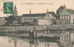 Bateau De Guerre Le Sous Marin Le Ludion à Dunkerque - Unterseeboote