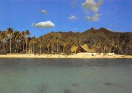 PIE-Z AR-19-2329 :  MOOREA. CLUB MEDITERRANEE - Frans-Polynesië