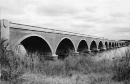 """ANGOLA  - Province Portugaise De L'Afrique Occidentale - Pont """" Dr Oliveira Salazar """" Sur Le Fleuve Cunene - Angola"""