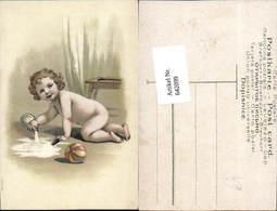 642099,Scherz Humor Kind M. Milch Ball Am Boden - Humor