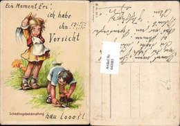 642083,Scherz Humor Gärtnerei Kinder Schädlingsbekämpfung - Humor