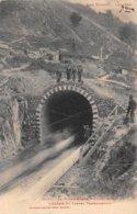 64 .n°106326 .  Metier .les Forges  .vallee D Aspe .l Entree Du Tunnel . - Autres Communes
