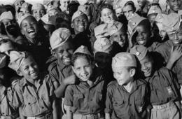 ANGOLA  - Province Portugaise De L'Afrique Occidentale - Garçons De La Jeunesse Portugaise - Angola