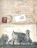 641926,Kloster Dreifaltigkeitskirche Kostel Sv. Trojice Neubistritz Nova Bystrice - Cartoline