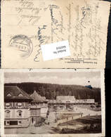 641910,Bad Luhatschowitz Lazne Luhacovice - Cartoline