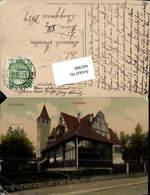 641906,Reichenberg Liberec Volksgarten Böhmen - Cartoline