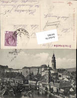 641905,Krummau An Der Moldau Krumlov - Cartoline