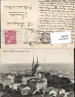 641904,Brünn Brno Spielberg Dom Spilberk - Cartoline