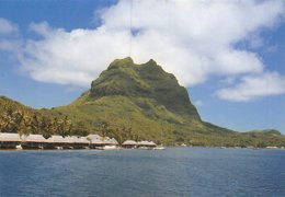 PIE-Z AR-19-2334 :  CLUB MEDITERRANEE DE BORA BORA. - Polinesia Francese