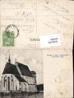 641893,Kostel Jilji V Milevsku Kirche Böhmen Mühlhausen B. Tabor - Cartoline