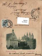 641889,Pozdrav Z Kolina Kolin Kolinske Chramy Böhmen - Cartoline
