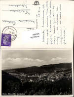 641880,Marienbad Marianske Lazne Bei Eger Cheb - Cartoline