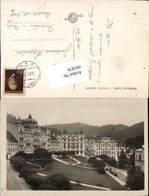 641876,Marienbad Marianske Lazne Bei Eger Cheb Hotel Stern - Cartoline