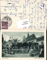641875,Marienbad Marianske Lazne Bei Eger Cheb Cafe Rübezahl - Cartoline