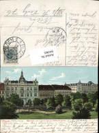 641865,Pilsen Plzen Kopeckeho Sady Novou Mestanske Besedy - Cartoline