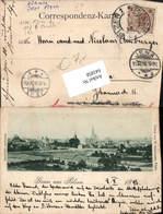 641858,Pilsen Plzen 1898 - Ansichtskarten