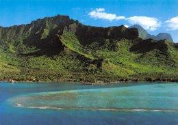 PIE-Z AR-19-2338 :  MOOREA. - Polinesia Francese
