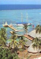 PIE-Z AR-19-2339 :  MOOREA. KIARA VILLAGE - Frans-Polynesië