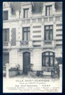 Cpa  Du 03 Vichy Villa Saint Dominique Tenue Par Guelpa Propriétaire   LZ92 - Vichy