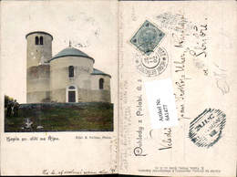 641477,Kaple Sv. Jiri Na Ripu AK ROUDNICE Raudnitz Böhmen - Ansichtskarten