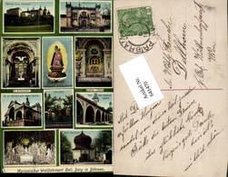641470,tolle AK Heiliger Berg In Böhmen Svata Hora Pribram - Ansichtskarten