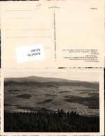 641467,Böhmerwald Sumava Ahornberg Zdikau Kubany Javorna Susice - Ansichtskarten