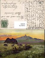Erzgebirge Kupferhübel Kadan Mednik Medenec Photochromie Ostermaier & Nenke 206-3447 - Ansichtskarten