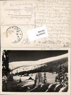 641446,Riesengebirge Blaugrund Petzer Pec Krkonose - Ansichtskarten
