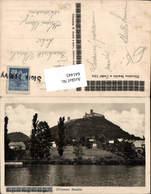 641443,Zricenina Bezdez U Ceske Lipy Lipa Bösig Burg - Ansichtskarten