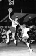 ANGOLA  - Province Portugaise De L'Afrique Occidentale - Phase D'une Partie De Basquet  -  Sport , Basket-Ball - Angola
