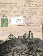 Riesengebirge Schneekoppe Krummhübel Petzer Pec Pod Snezkou Karpacz Sudeten Warte - Ansichtskarten