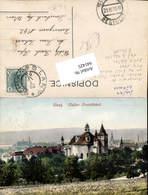 641425,Slany Klaster Frantiskanu Schlan Böhmen Mittelböhmen - Ansichtskarten
