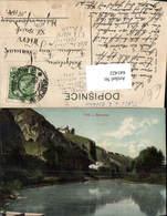 641422,Tetin U Berouna Beraun Böhmen Beroun Stp. Smichov - Ansichtskarten