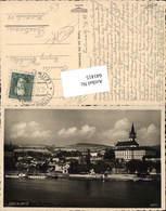 641415,Foto-AK Leitmeritz An Der Elbe Dampfer Schiff Pirna Litomerice - Ansichtskarten