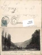 641410,Potstyn Partie Promenady Pod Pottenstein Böhmen - Ansichtskarten