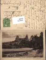 641408,Sobotecko Trosky Sobotka Liban Holzarbeiter Holzfäller Kost Böhmen - Ansichtskarten