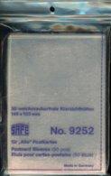 SAFE - ETUIS De PROTECTION 149x103 Mm (Cartes Postales,REF. 9252) - Buste Trasparenti