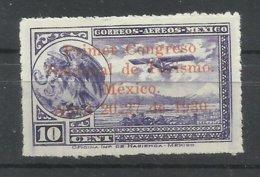 MEXICO  YVERT  AEREO  26      MH  * - Mexiko