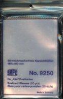 SAFE - ETUIS De PROTECTION 149x103 Mm (Cartes Postales,REF. 9250) - Buste Trasparenti