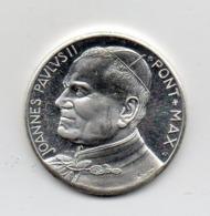 Italia - Medaglia Papa Giovanni Paolo II° - Pont. Max - Pietà Di Michelangelo - (MW2658) - Altri