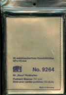 SAFE - ETUIS De PROTECTION 157x113 Mm (Cartes Postales,REF. 9264) - Buste Trasparenti