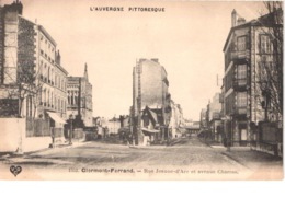 FR63 CLERMONT FERRAND - VDC 1652 - Rue Jeanne D'Arc - Belle - Clermont Ferrand