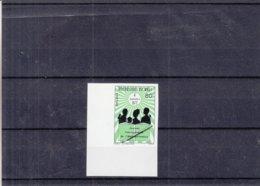 Journé Internationale De L'Alphabetisation - Mali - Yvert 184 ** - NON Dentelé - Faible Tirage - Mali (1959-...)