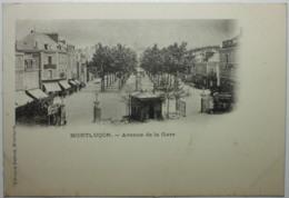 MONTLUCON Avenue De La Gare - Montlucon