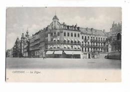 Ostende  -  La  Digue - Belgium