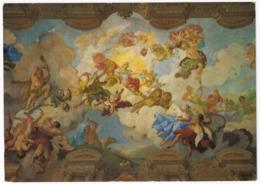 Benediktinerstift Melk A.d. Donau - Deckenfresco Im Marmorsaal Von Paul Troger (1731-32)  - (Austria) - Fresken/Fresque - Melk