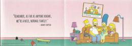 2019-ED. 5352 H.B. -Series De Televisión. The Simpsons (Los Simpson)-NUEVO- - 1931-Oggi: 2. Rep. - ... Juan Carlos I