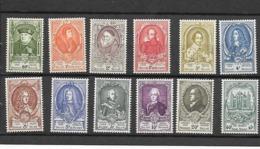 België  N° 880/891  Xx Postfris Cote 320 Euro - Ungebraucht