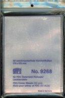 SAFE - ETUIS De PROTECTION 170x125 Mm (Lettres Et FDC, REF. 9268) - Buste Trasparenti