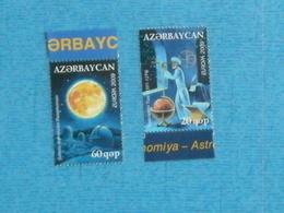 EUROPA 2009 Europa Neuf Xx N° 650/1 AZERBAIDJAN - 2009